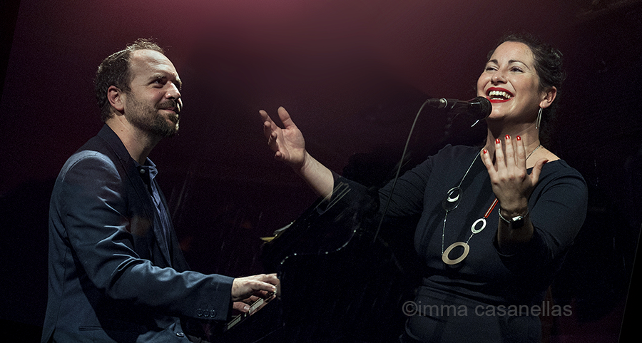 Roger Mas i Nadia Basurto, Auditori Vinseum, Vilafranca del Penedès, 14-oct-2017