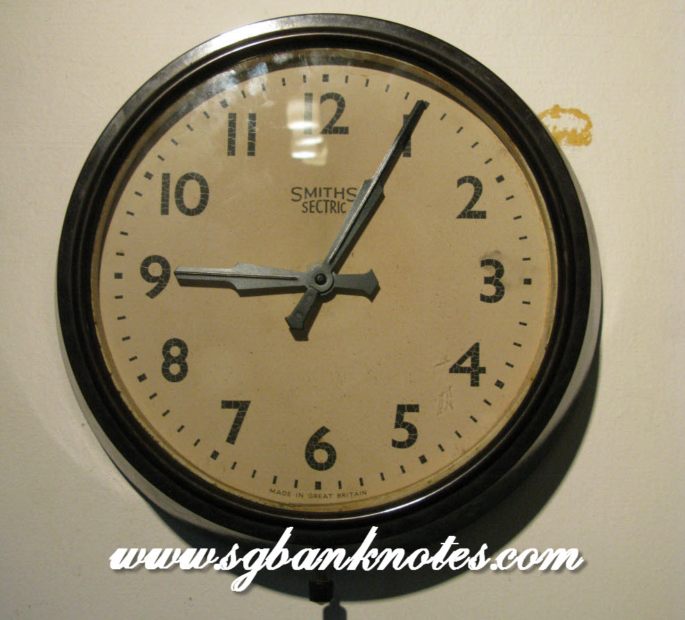 Vintage Electric Clocks 100