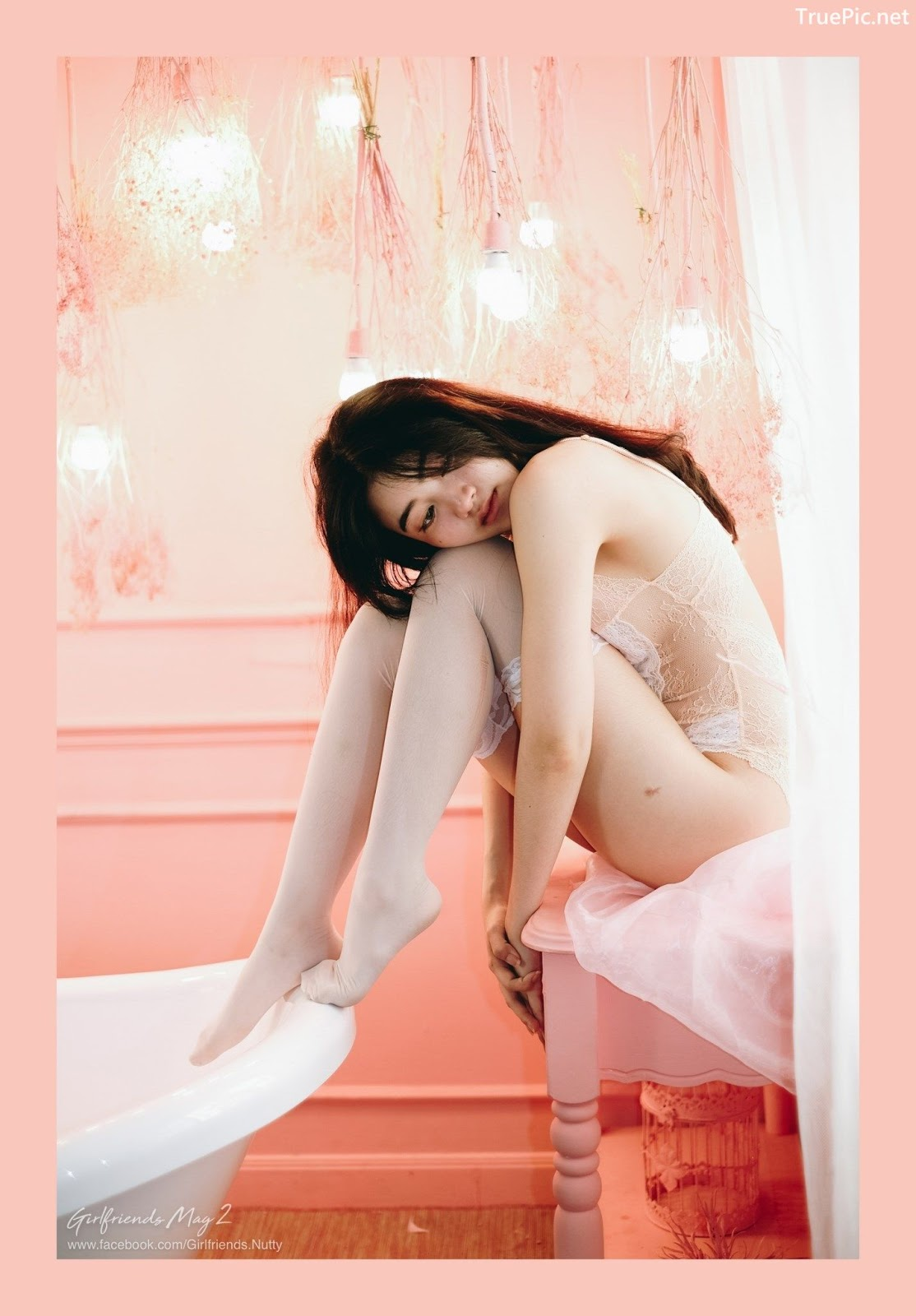 Image Thailand Model - Cholticha Intapuang - Pink Valentine - TruePic.net - Picture-4
