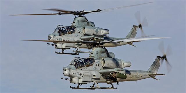 ah-1z viper us marines
