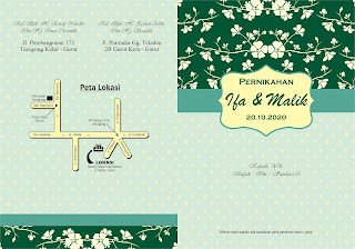 Download Desain Undangan Keren Free .CDR