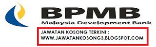 Jawatan Kosong BPMB