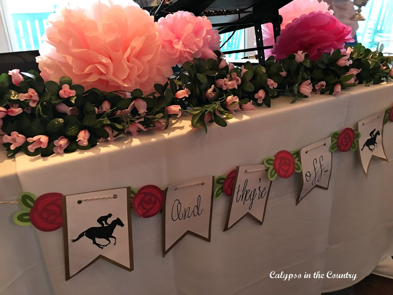 Kentucky Derby Party at the Harborview Hotel
