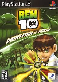 Ben 10 Protector Of Earth PS2 Torrent