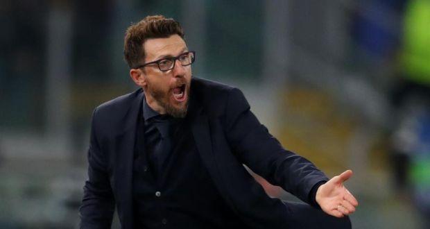 Diego Perotti Tegaskan Roma Masih Percaya dengan Di Francesco