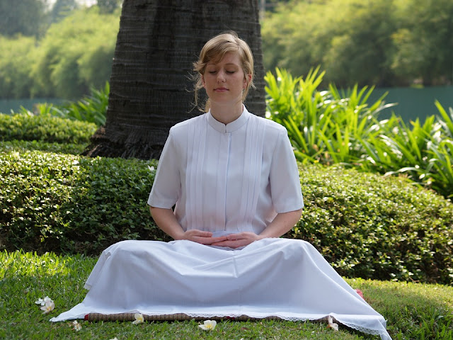 Yoga is very important to calm your mind. It align your thoughts.