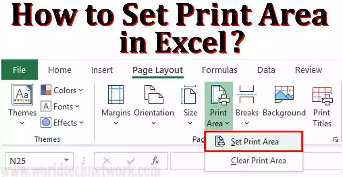 How-to-Set-Print-Area-in-Excel