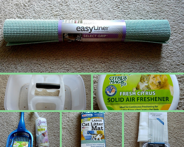 #yougottabekittenme litter box area supplies #CBias #ad