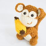 http://www.ravelry.com/patterns/library/amigurumi-hozi-the-monkey