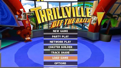 Thrillville - Off The Rails PSP