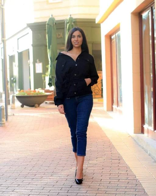 """صرحت الممثلة اللبنانية فاطمة بري لسحر الحياة :  """"مسيرتي في التمثيل ما تزال مستمرة ..."""""""