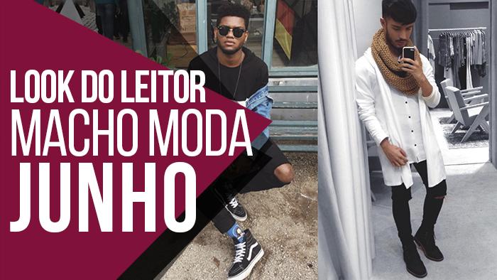 Macho Moda - Blog de Moda Masculina  🚹 Look do Leitor Macho Moda ... 228e638e336