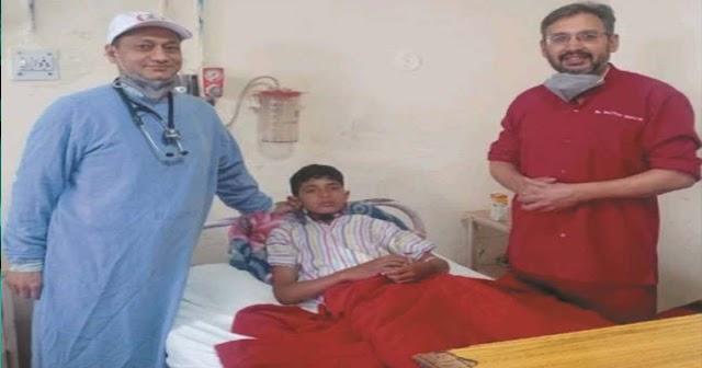 हिमाचल में पहली बार: IGMC के डॉक्टारों ने बिना चीरफाड़ 12 वर्षीय बच्चे के दिल का छेद  किया ठीक