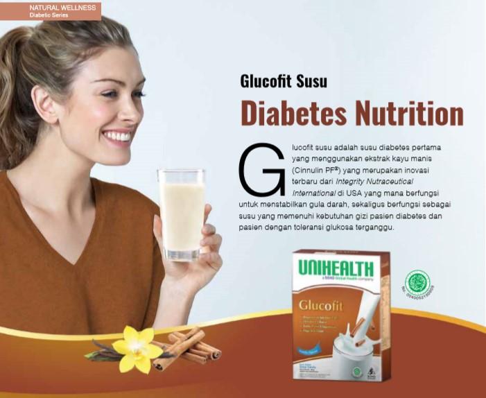 Obat Diabetes Alami Unihealth