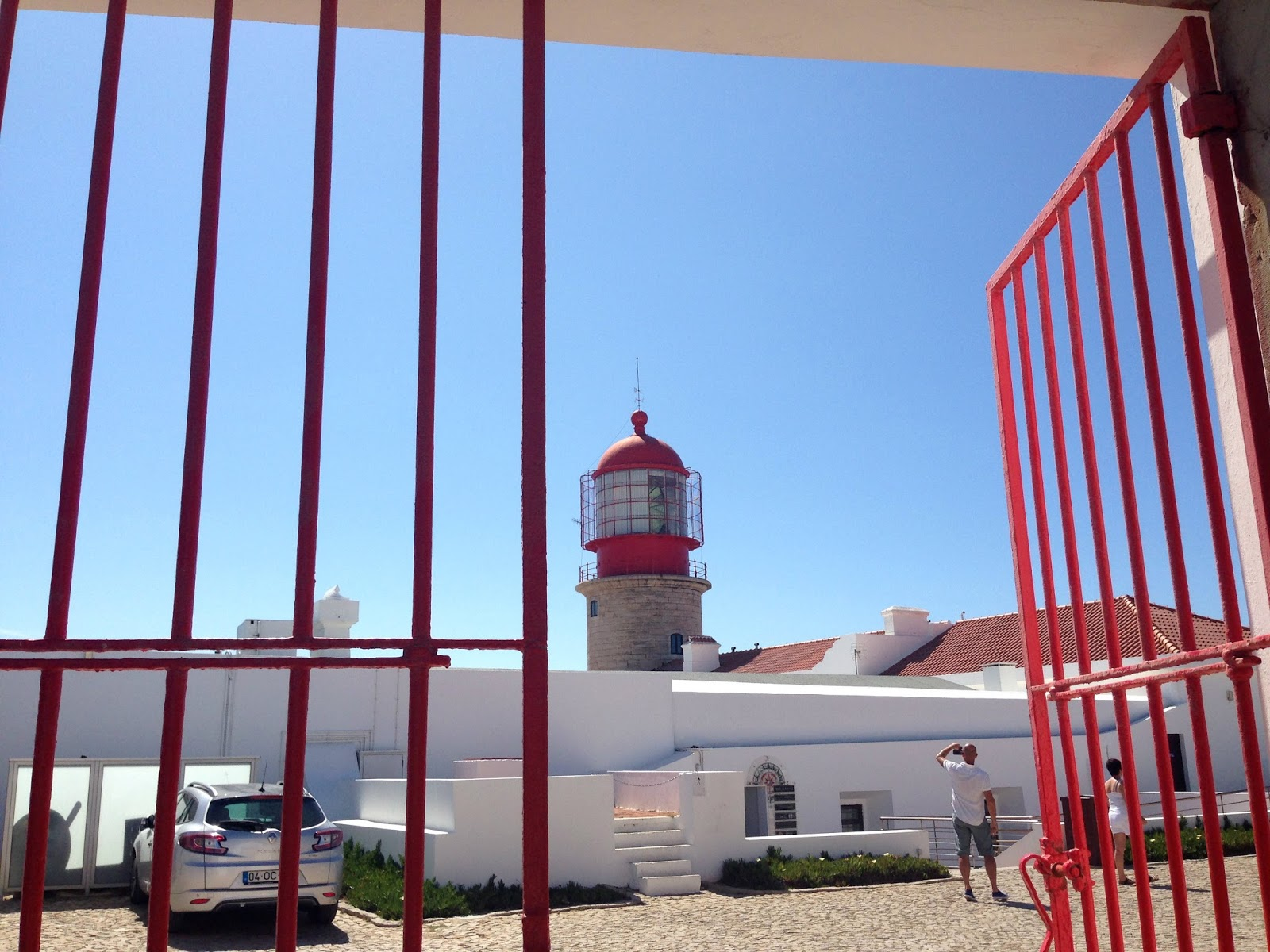 Leuchtturm Portugal