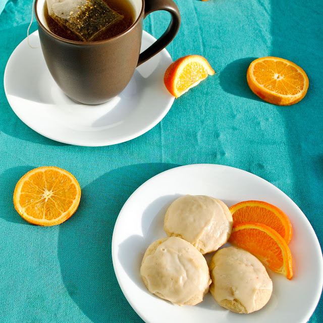 Orange Cookies | Neighborfoodblog.com