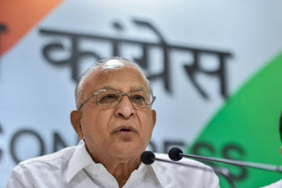 Senior Congress leader Jaipal Reddy passes away at 77