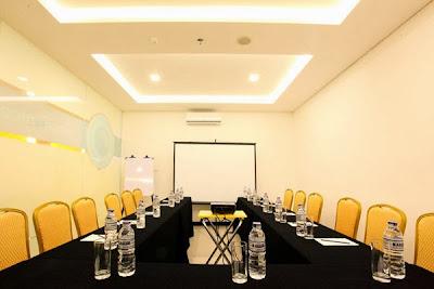 Ruangan Meetings Zodiak Hotel @Paskal Bandung