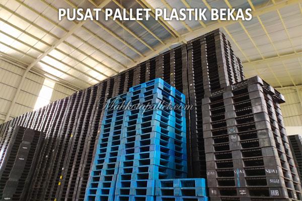 Harga Pallet Plastik Bekas di Jakarta