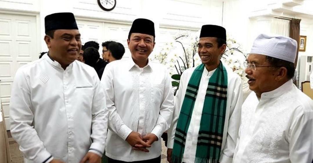 Pengajian Ditolak, Ustadz Abdul Somad Tulis Profil Biodata ...