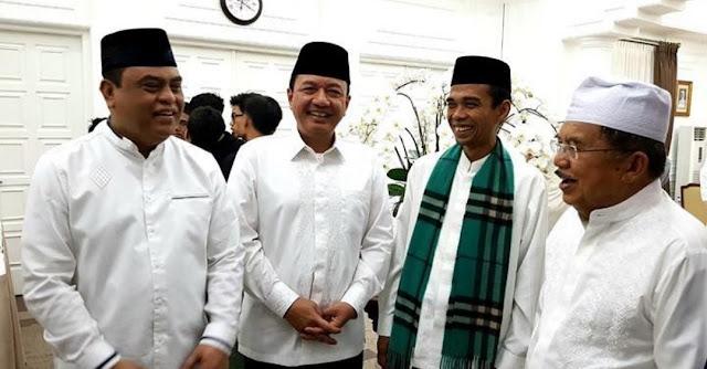 Profil biodata Ustadz Abdul Somad Lengkap