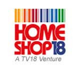 HomeShop18 TV Logo