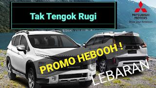 Promo lebaran Mitsubishi Pekanbaru