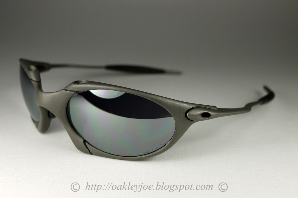 Singapore Oakley Joe S Collection Sg X Metal Romeo 1 Amp 2