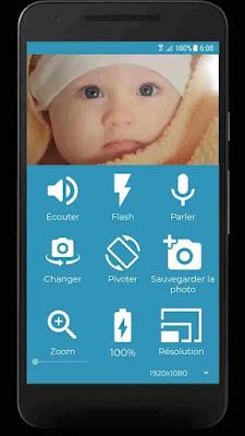 Baby Cam Baby Monitor