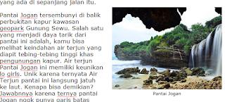 2 Obyek Wisata Pantai Jogja Terindah yang Wajib Kamu kunjungi Kalu Berwisata ke Yogyakarta