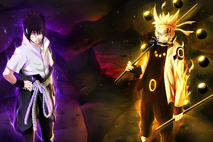 Naruto And Sasuke Wallpaper Hd Iphone