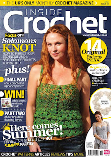 Click to view Inside Crochet issue 18