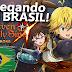 Novo Game do Nanatsu no Taizai CHegando no Brasil! Pre-Registro IOS/ANDROID