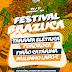 Tarrafa Elétrica, Pororoca, Pirão Catarina se apresentam no Festival Brazuca neste domingo, em Blumenau
