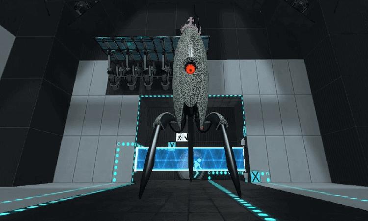 تحميل لعبة بورتال portal 2 بحجم صغير للكمبيوتر