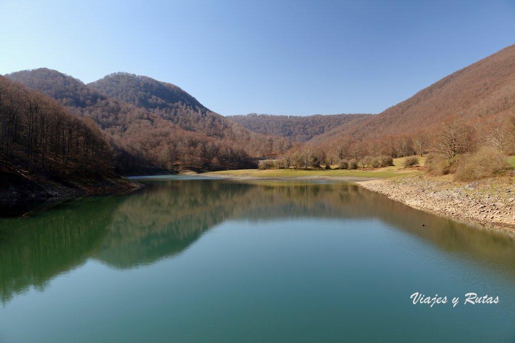 Embalse de Leurtza, Navarra