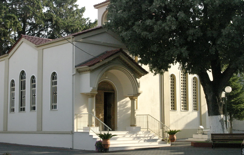 Πανήγυρις Ιερού Ναού Αγίων Αναργύρων στο Γηροκομείο Αλεξανδρούπολης