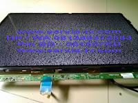 Perbaikan LG LED TV Gambar Bergaris
