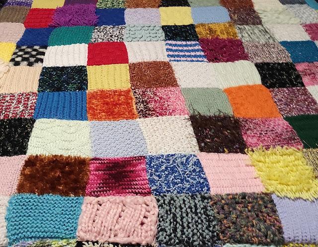 couverture chute laine facile