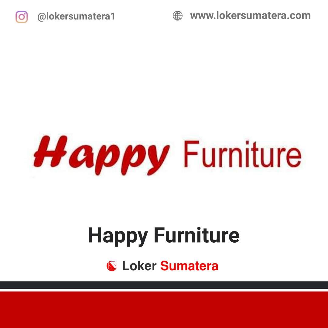 Lowongan Kerja Pekanbaru: Happy Furniture Februari 2021