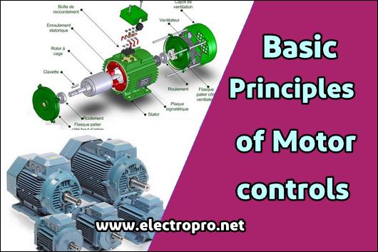 basic principles of motor controls
