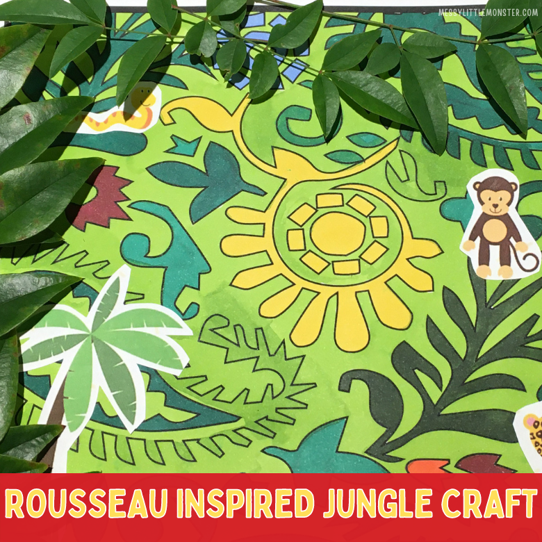 Rousseau jungle craft