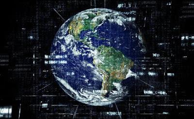 Permukaan daratan bumi