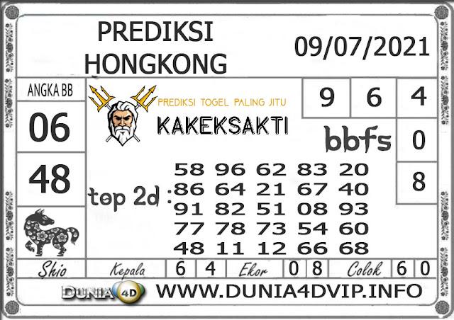 Prediksi Togel HONGKONG DUNIA4D 09 JULI 2021