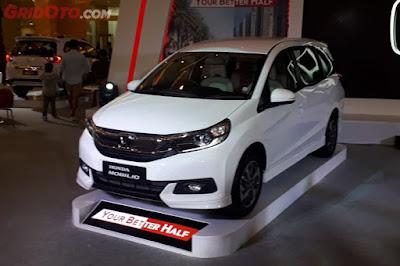 Mobil Honda Mobilio E CVT
