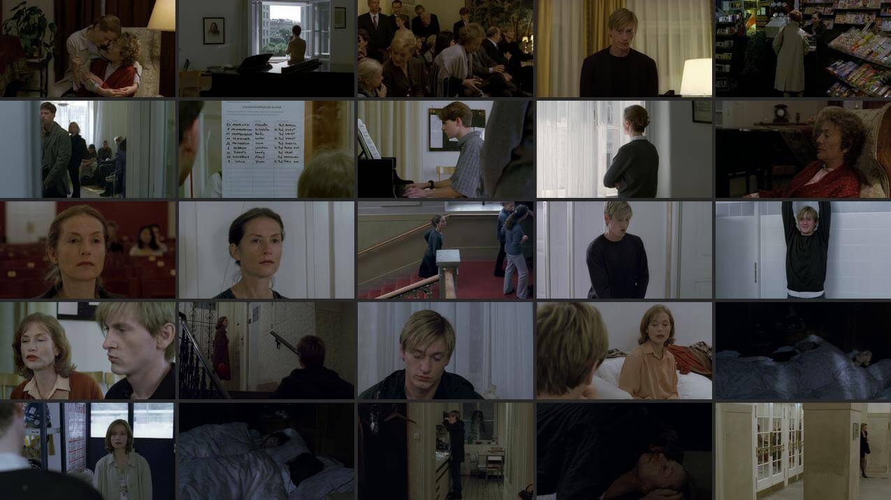 Download [18+] The Piano Teacher (2001) French, German 480p 362mb    720p 866mb
