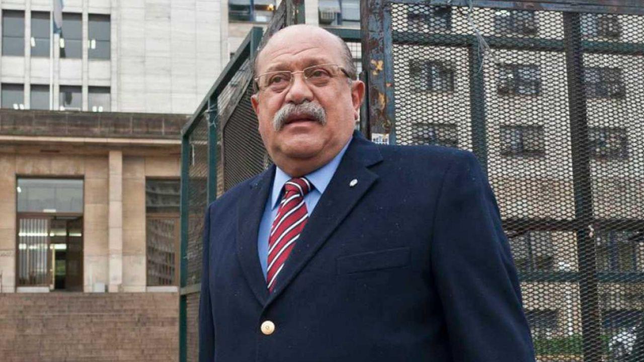 Falleció el fiscal con competencia electoral Jorge Di Lello
