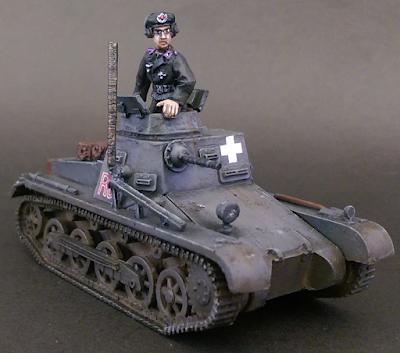 1/56 Panzer Befehlswagen
