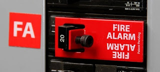 Fire Alarm Circuit Breaker Lock