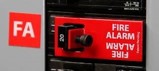 Fire Alarm Circuit Breaker Lock